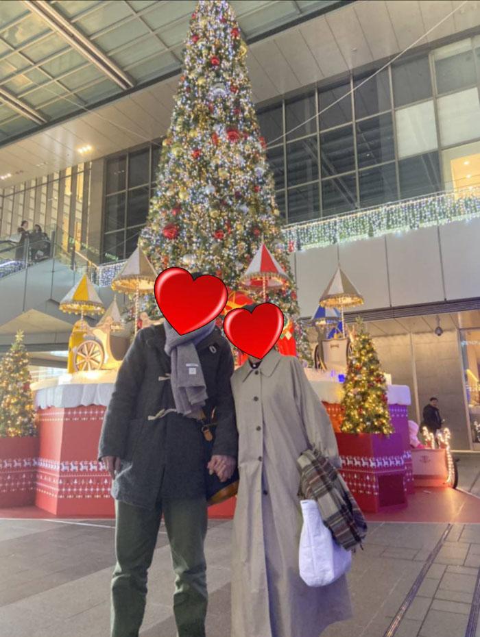 愛知、岐阜、三重、名古屋結婚相談所ブライダルサロンZERO成婚者2ショット